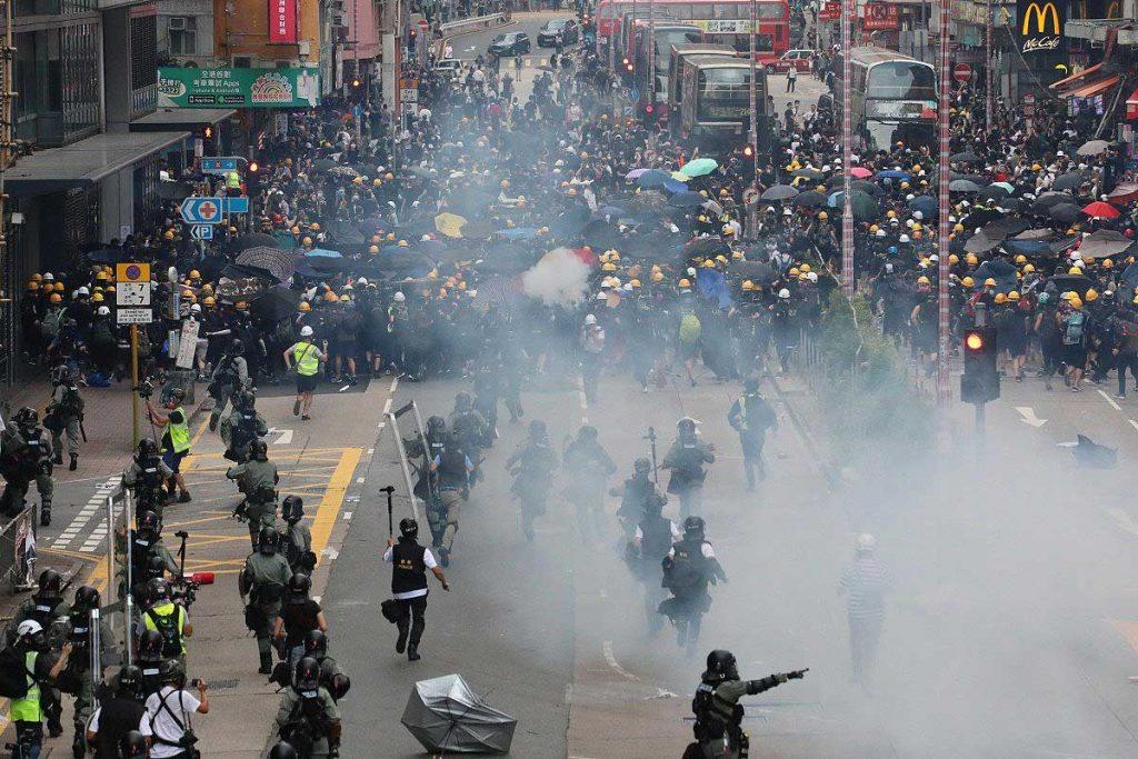 Hong Kong demonstrations