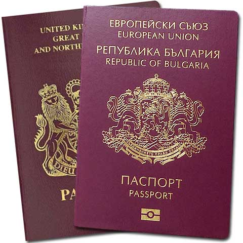 Bulgarian vs BN(O) passport