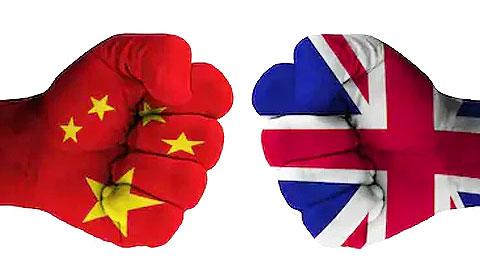 UK vs China