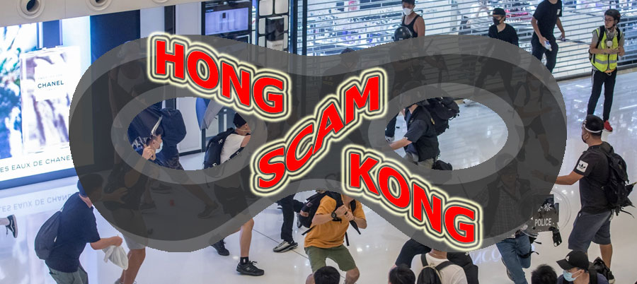 Hong Kong scam citizenship