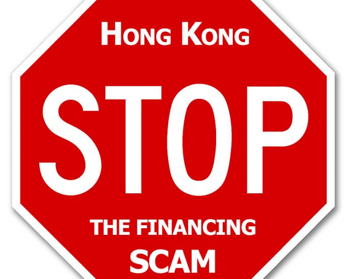 stop the scams in Hong kong