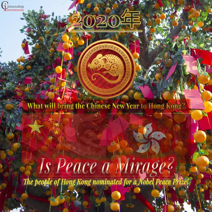 Chinese New Year 2020 Hong Kong