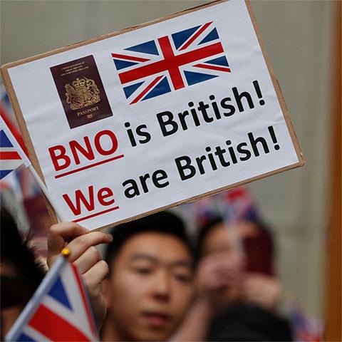 Bulgarian vs BNO citizenship