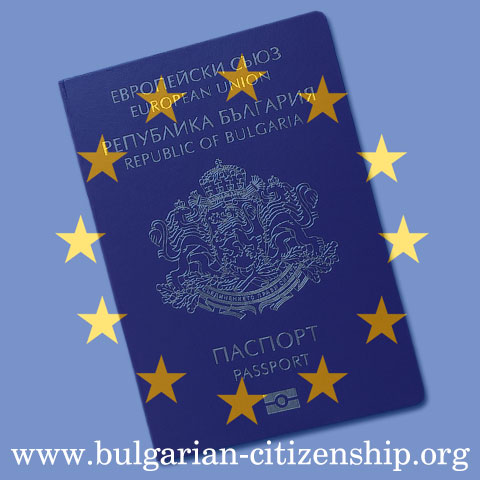 Bulgarian passport is EU passport
