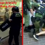 A 12yo girl victim of police violence in Hong Kong. Dual citizenship is more desirable than ever!