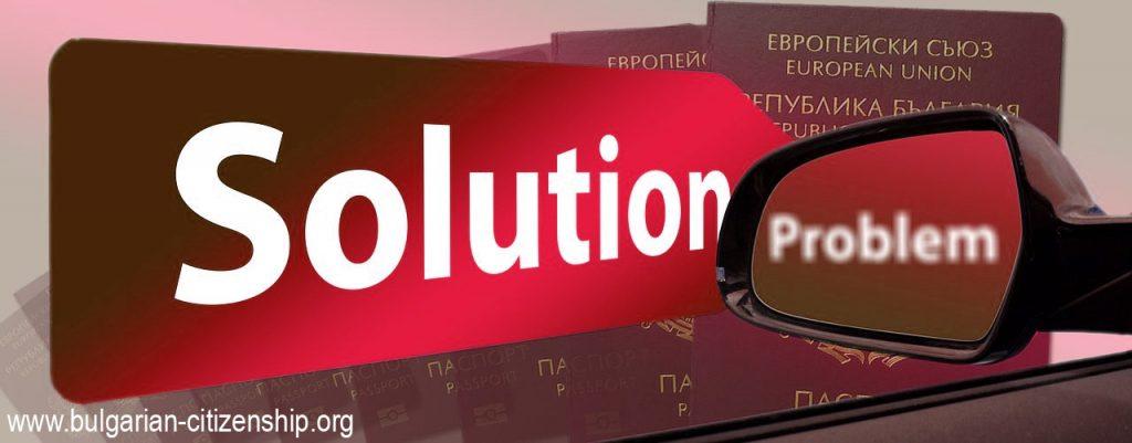 citizenship problem solution