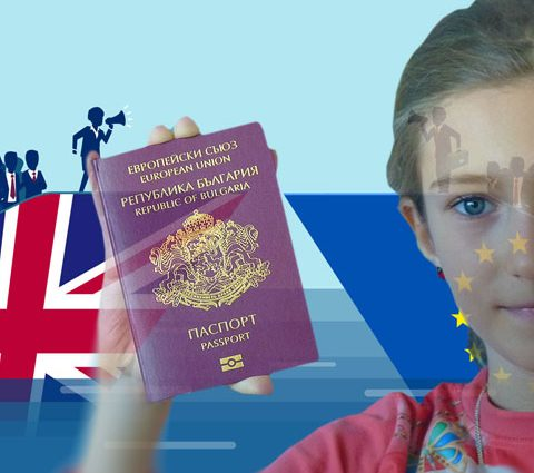 Bulgarian passport for Britons after Brexit