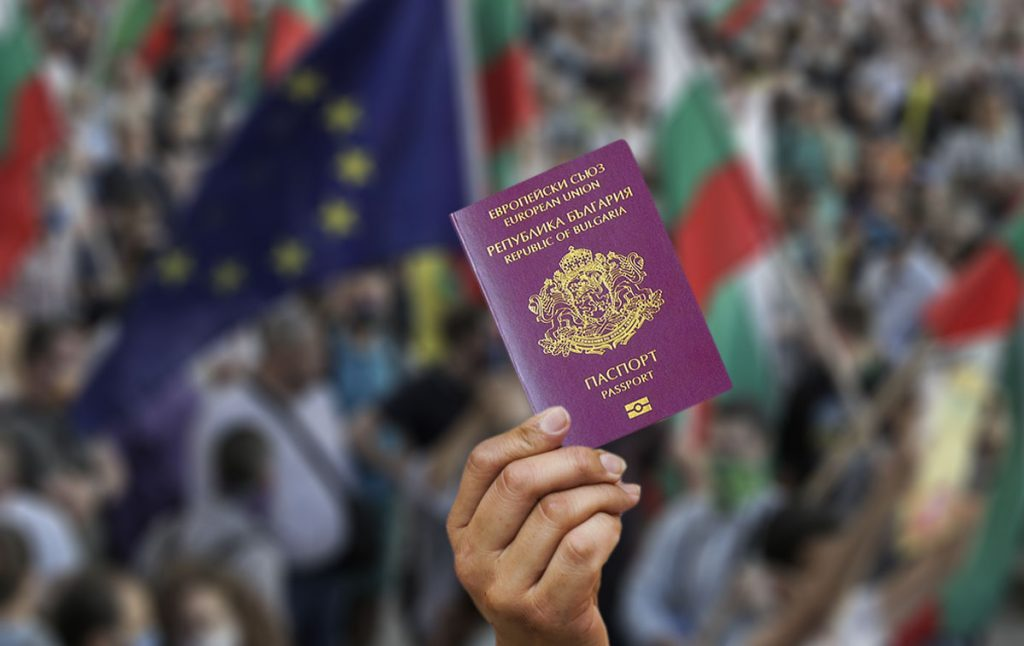 granted Bulgarian citizenship in 2020