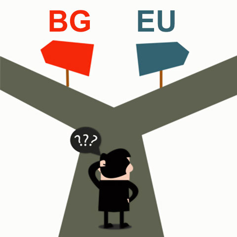 Bulgarian vs EU citizenship