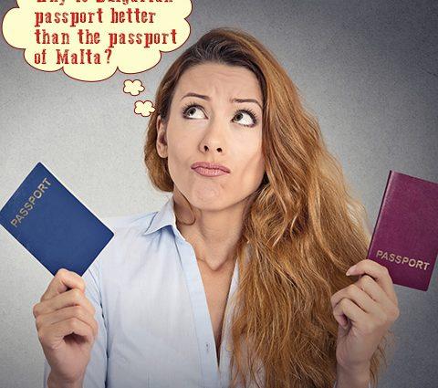 Bulgarian Passport vs. Maltese Passport
