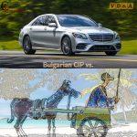 Bulgarian vs Caribbean CIP