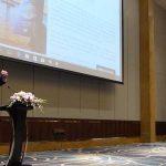 Alexander Dobrinov speaking about citizenship