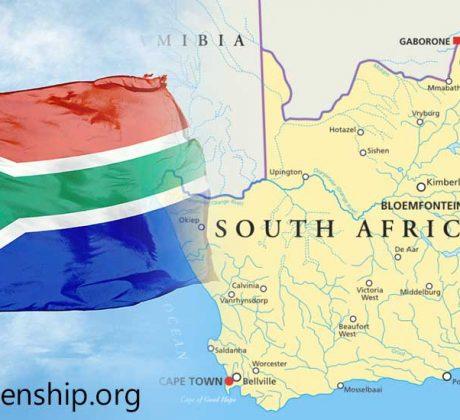 South Africa - citizenship deprived